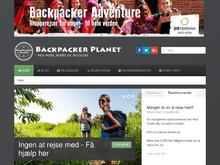 Backpackerplanet I/S