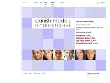 Danish Models International v/ Lykke Biangslev