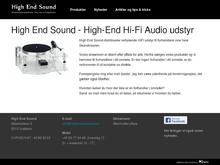 High End Sound v/Gert Lindgreen