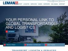 Leman-International System Transport A/S