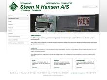 Vognmand Steen Meyer Hansen